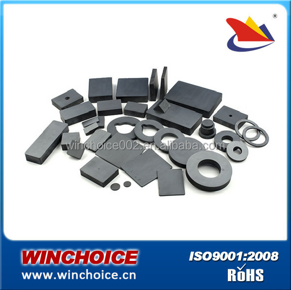 2016 Hot Sale soft ring ferrite magnets global selling