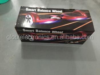 2015 Best quality cheap smart hoverboard 2 wheel self standing electric scooter hover board China Shenzhen