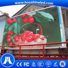 high reliability p10 smd3535 hot photo xxx video outdoor full color led display