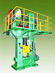 SS knife,spoon,fork forging machine,400ton,J53-400ton double disc friction screw press
