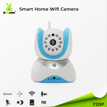 2018 Top-rated home security wifi cctv ip 720P camera system p&t vision night 15m PIR 3.6mm cctv lens easy to install