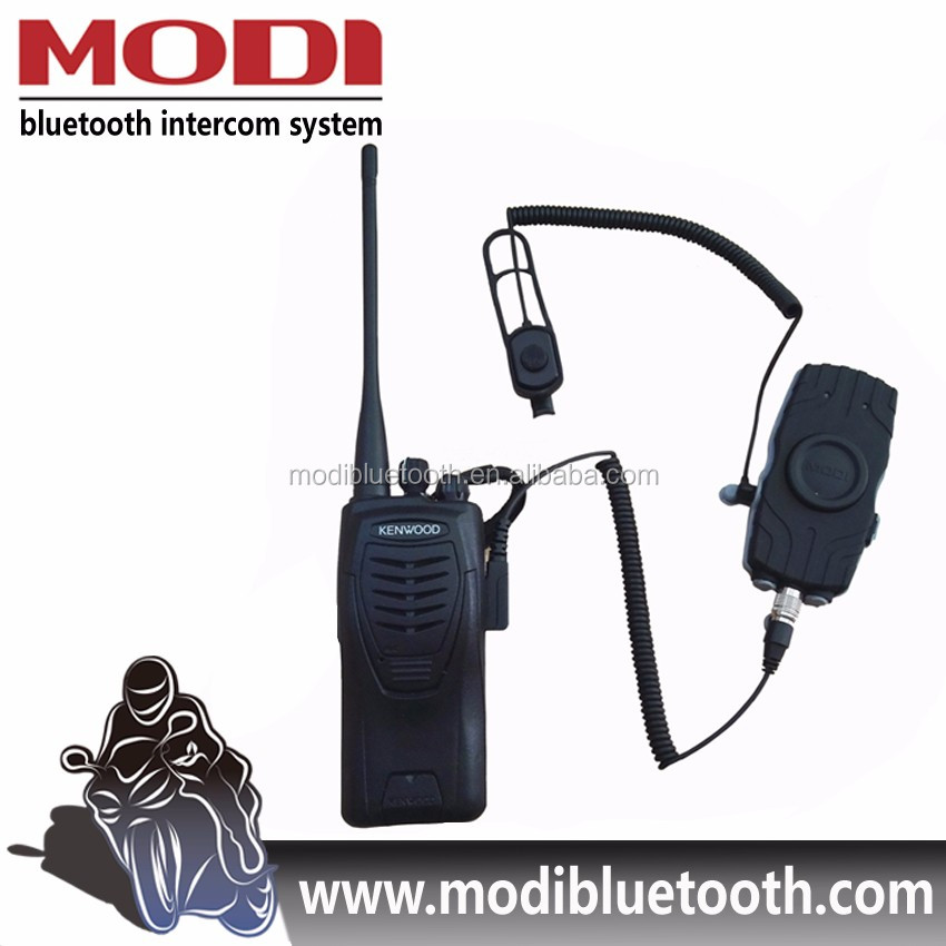 bluetooth walkie talkie 2 way radio adapter radio High Quality Mini Bluetooth Adapter for Two Way for motorcycle