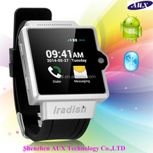 2014 latest wrist watch android mobile phone i6