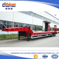 3 Axle Transport Excavator Low Bed