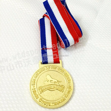 gold silver bronze awards medals for sport events WM226