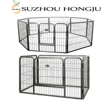 Good Quality Folding Metal Pet Playpen Dog Fence