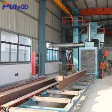Q69 Series Stainless Steel Plate Blasting Euipment/Shot Blast Equipment