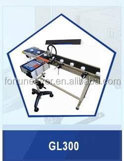 snack foods and frozen foods industrial inkjet coding printer