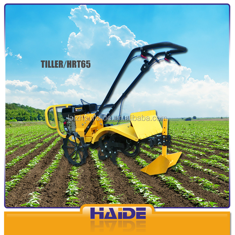 diesel power cultivator HRT65 agricultura motocultivador