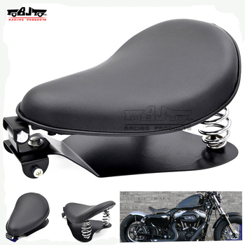 BJ-SC03-004ACS For Harley Davidson Sportster Chopper Motorcycle Solo Seat Baseplate Bracket