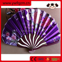 bamboo Chinese hand fan for kids