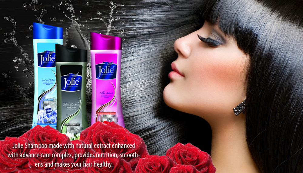 JOLIE SHAMPOO 285ml
