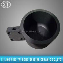 graphite crucibles for melting cast iron/ graphite crucible factory