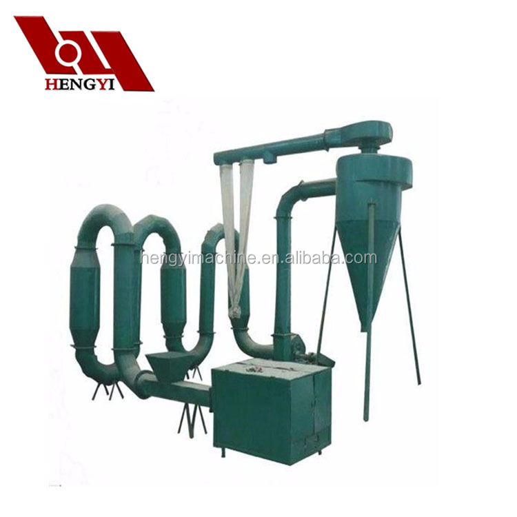 factory supply wood powder air flow dryer/air flow dryer with low price