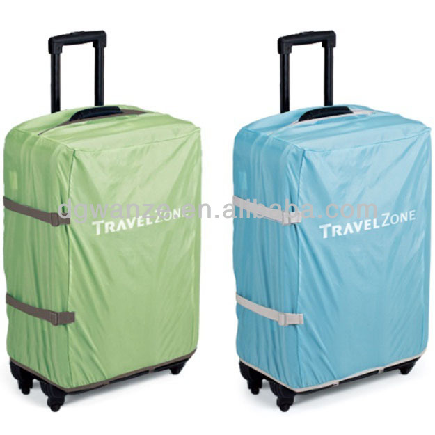 2017 new design luggage cover transparent luggage cover clear PVC luggage cover