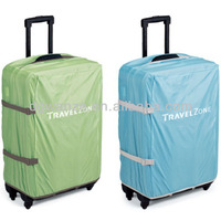 canvas fabric luggage cover for travel