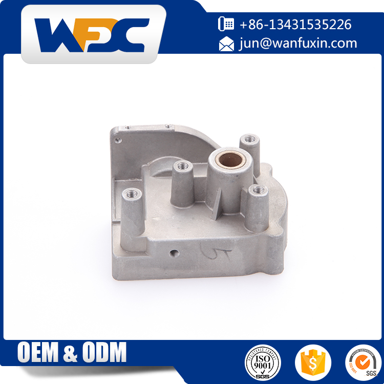 China Precision Auto Car Parts CNC machining auto spare parts