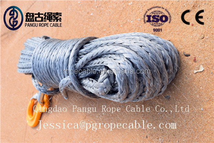 winch cable line rope for vehicle car UTV/SUV