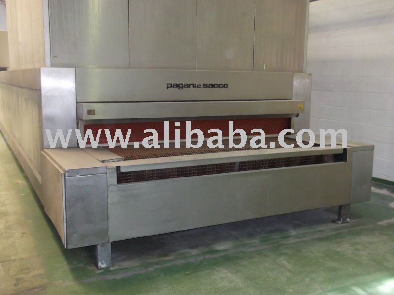 Baking Oven Industrial