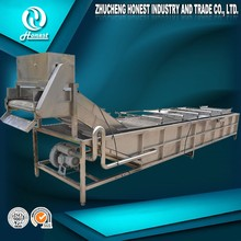 fruit machinery apple washer cassava peeling and washing machine