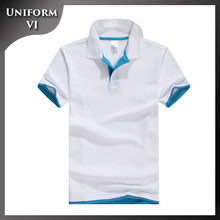 cheap high quality custom private label oembroidered mens campaign polo t shirt