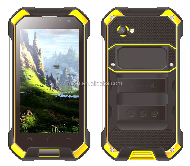 Popular Android 6.0 Octa-Core 4G Rugged Smartphone, rugged smart phone,4G rugged mobile phone with 3Gb+32Gb NFC PTT SOS