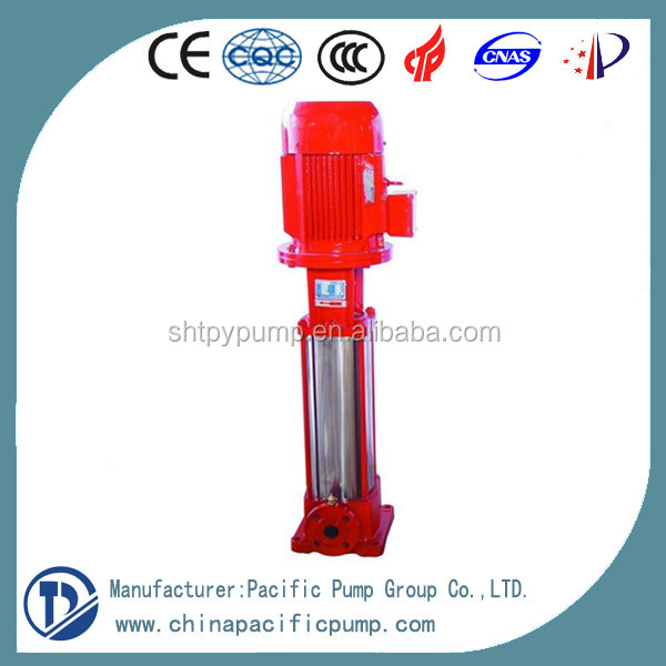 XBD-CDL Fire Fighting Used Portable Jockey Pump