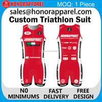 customized lycra compression cycling wear triathlon suits triathlon wetsuit quick dry honorapparel