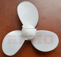 outboard motor parts Marine ship plastic propeller