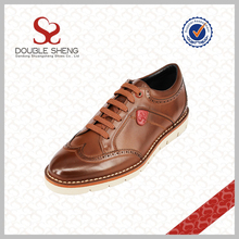 Hot selling low price wholesale casual shoes, elevator shoes for men