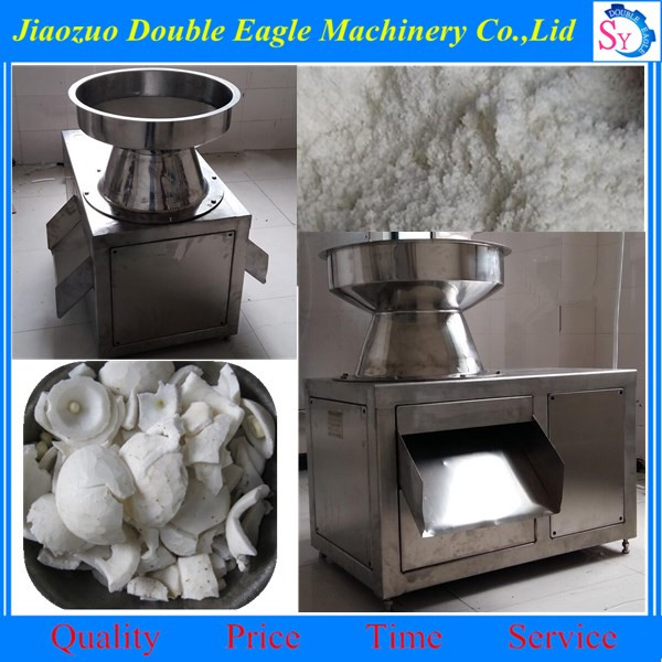 desiccated coconut grating machine/coconut grinding machine/coconut powder making machine
