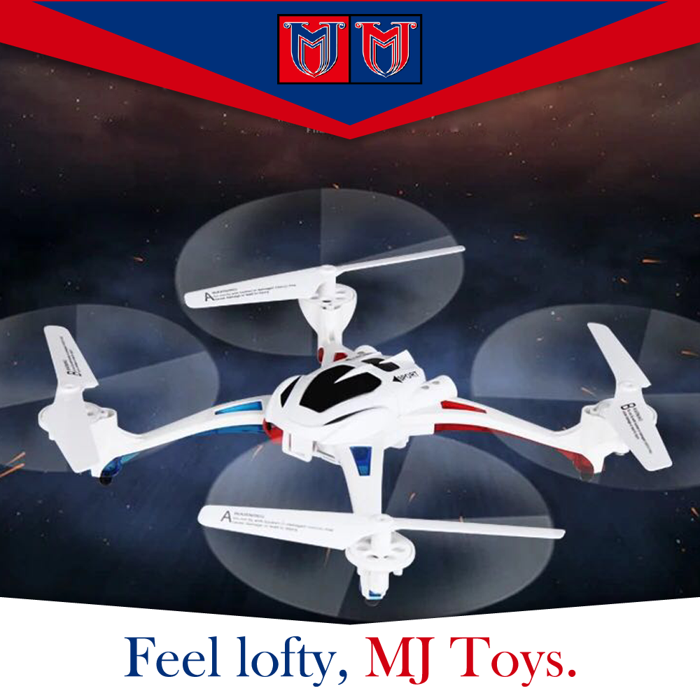 Hot sale 2.4G ufo rc helicopter electric motor, drone with hd camera quadcopter