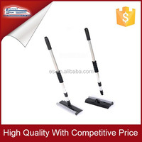 "10"" Telescopic window squeegee"