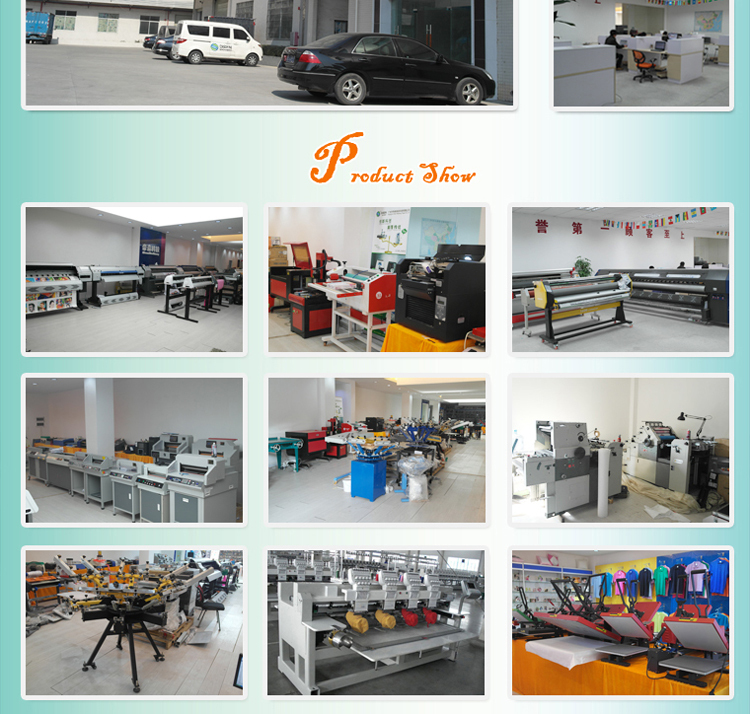 High quality mass production industrial 6 color 6 station manual t-shirt screen printing machine price