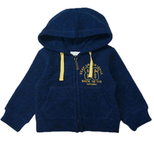 Spring And Autumn Cardigan Polar Fleece Baby Jackets with zipper and hood
