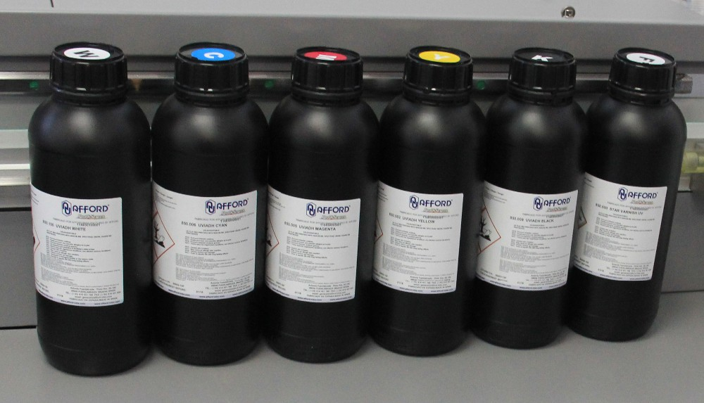 850 SERIES UV CURABLE INKJET INKS