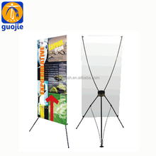 Factory price Cheap Display x backdrop banner stand