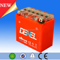 Large Capacity Best 12v 9ah Gel Tricycle Battery YTX9-BS