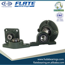 2015 F&D FLATE UCF211-32 Gcr15 High Precision bearing for High speed low noise high automobile motorcycle made in china