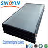 pressurized flat plate solar water heater thermal panel with laser welding advanced technology