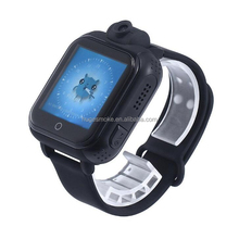 2017 Touch screen 3g gps tracker watch, sos calling 3g gps watch for Android and IOS phone
