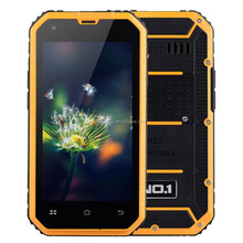 Original NO.1 M2 MTK6582 1.3GHz Quad Core 4.5 Inch QHD Screen Rugged Waterproof IP68 Phone 1GB/8GB Android 5.0 3G Mobile phone