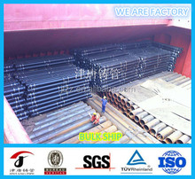manufacturer C30 C4 class heating pipe ductile casting iron pipes water conduit prices DI pipes en545