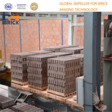 turnkey project for modern type ceramic brick and tile tunnel kiln
