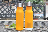scrub tea strainers cup plastic drinking water bottle