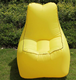 Air Sleeping Bag Lazy Chair Lounge Beach Sofa Bed Inflatable Camping Lounger New