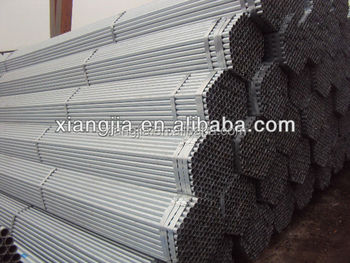 High Quality ISO9001Black STK500 carbon Steel tube for africa