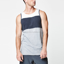 Wholesale OEM leisure vest mens new fashion gym wear