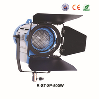 500W Pro Movie Fresnel Spotlight Lighting Studio Video