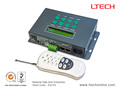 DMX Master Controller LT-800 with adapter convert AC to DC